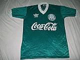 Camisa do plameiras adidas coca cola 1988